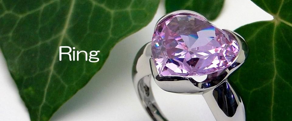 コランダムの指輪